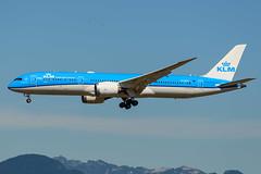 CYVR - KLM B787-9 Dreamliner PH-BHM (CKwok Photography) Tags: yvr cyvr klm b787 dreamliner phbhm