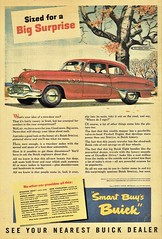 1951 Buick Special Deluxe Sedanet (aldenjewell) Tags: 1951 buick special deluxe sedanet ad