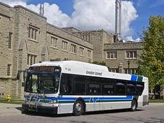 London Transit Commission 310 (YT | transport photography) Tags: london transit commission new flyer xd40 xcelsior bus