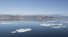 Canada. (richard.mcmanus.) Tags: canada arctic nunavut baffinisland bylotisland landscape ice mountains mcmanus pondinlet gettyimages