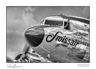 Swissair Pilot