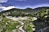 Vagli (davide marchi) Tags: vagli panorama lanscape verde cielo blu montagne monti letto fiume