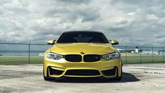 GOLD BMW M4 2 (Arlen Liverman) Tags: exotic maryland automotivephotographer automotivephotography aml amlphotographscom car vehicle sports sony a7 a7rii bmw m4