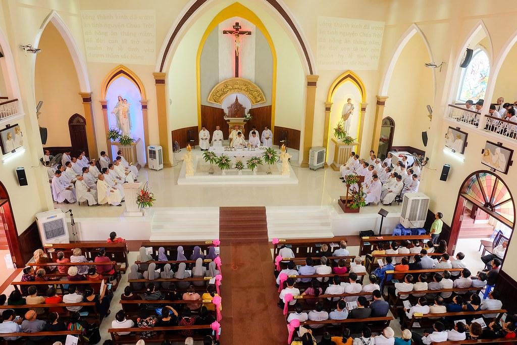 Thánh lễ tạ ơn khánh thành nhà thờ Hòa Cường – Giáo phận Đà Nẵng - Ảnh minh hoạ 33