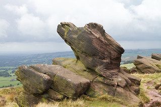 The Roaches: fascinating rocks