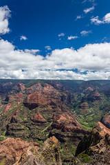 Colors of Waimea Canyon (blake_r35) Tags: kauai hawaii waimea waimeacanyon