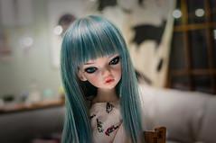 Sierra (Ilweranta) Tags: doll dollhouse roombox bjd dim dimdoll laia