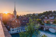 Sunset @ Bern