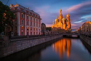 Spilled Luck | Church on Spilled Blood, St. Petersburg, Russia