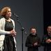 """Melino Koljević, prejemnica nagrade Vesna za najboljši scenarij pri filmu IVAN, skupaj s Srdjanom Koljevićem, Janezom Burgerjem in Alešem Čarom. • <a style=""""font-size:0.8em;"""" href=""""http://www.flickr.com/photos/151251060@N05/37154943501/"""" target=""""_blank"""">View on Flickr</a>"""