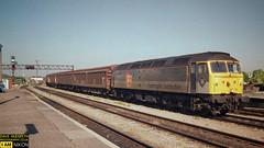 47188 (dave hudspeth photography) Tags: trains track railway britishrail nostalga iconic diesel elecric transport davehudspeth class47 class43 class37 hst york newcastle station