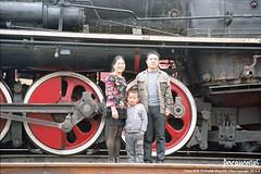 2015/4/3 SY1321 Yaojie (Pocahontas®) Tags: sy1321 steam engine locomotive loco railway railroad rail train yaojie jiansheping film 135film kodak ektar100
