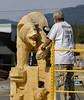 Chainsaw Carving III (Rotifer) Tags: chainsawcarving chainsaw stihl libby libbymontana libbymt libbychainsawcarving kootenai kootenairiver koocanusa kootenaifalls