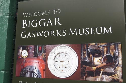 Biggar - Gasworks Museum