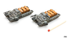 Combat Assault Tanks: Finished?