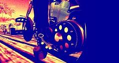 Hot Foot (Carla Putnam) Tags: rrmc biker bikes feet shoe heel footart shoeart heels footfetishart footfetish motorcyleart bikers digitalarttaiwan foot fetish boot art bikerart bootart shoefetish heelfetish bootfetish