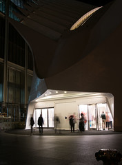 Oculus ghosts (chipssta) Tags: oculus nyc blur long exposure
