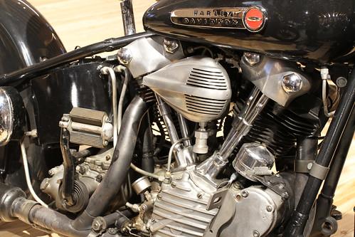 Harley Davidson Knuckelhead