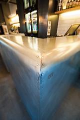 _DSC2080 (fdpdesign) Tags: pizzamaria pizzeria genova viacecchi foce italia italy design nikon d800 d200 furniture shopdesign industrial lampade arredo arredamento legno ferro abete tavoli sedie locali
