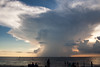 Stormy 4th of July (AngelaC2009***) Tags: 2017 july july4th independenceday fourthofjuly ruskin littleharbor florida weather storm clouds tampabay stpetersburg sunset canoneosdigitalrebelxt