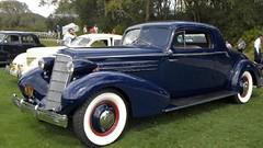 1935  Cadillac  Station Coupe (edutango) Tags: cad old ame 935 e34 fv5