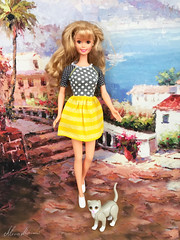 Sweet Moments Barbie doll (alenamorimo) Tags: barbie barbiedoll doll barbiecollector
