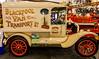 Ford Model T - Lakeland Motor Museum, near Newby Bridge, Cumbria. LA12 8TA. UK. (staneastwood) Tags: staneastwood stanleyeastwood van vehicle ford modelt spoke tire wheel tyre blackpool sign text mudguard transport