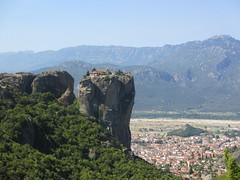 Meteora (dokusha.san) Tags: grecia greece kalambaka meteora monasterio