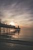 Paignton Pier (_John Hikins) Tags: paignton pier torbay torquay d5500 devon nikon nikkor 1020mm 1020 seaside sea sun sunshine sunrise morning landscape sand beach reflection