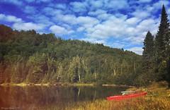 Lac Carmel, pourvoirie Kanamouche