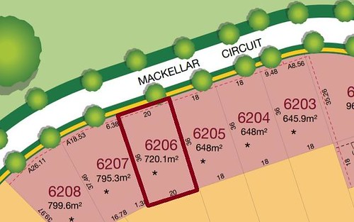 Lot 6206, MacKellar Circuit, Mittagong NSW