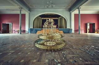 Ballsaal Goldkrönchen  (in explore August 2017)