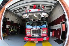 Slackwood Volunteer Fire Company Tower 21 (Triborough) Tags: nj newjersey mercercounty lawrencetownship lawrenceville svfc sfc slackwoodvolunteerfirecompany firetruck fireengine tower tower21 towerladder towerladder21 seagrave