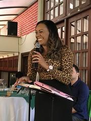 Conferência de Líderes do Projeto Despertar (primeira edição). Evento com Isa Reis, realizada no 06 de Agosto de 2017.