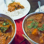 Indidan Vindaloo Lamb & Madras Curry thumbnail