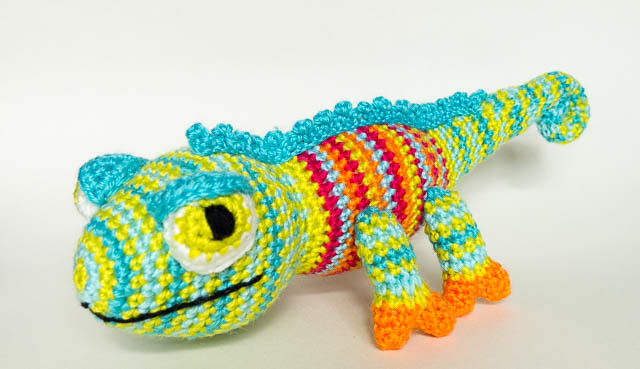 The Worlds Best Photos Of Chameleon And Crochet Flickr Hive Mind