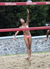 Flying High (Danny VB) Tags: beachvolleyball jmance jam beach volley volleyball sport volleball sports action girl jump spike hit photo photography montreal downtown quebec canada summer 2016 wilson wall sand park parc jeannemance saut saute attaque attack