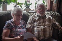 opa en oma gemeente-5673 (krien.puts) Tags: 50jaar jubileum omafiets opa opaenomafiets