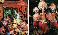 Mai Kai Restaurant, Fort Lauderdale, Florida (SwellMap) Tags: postcard vintage retro pc chrome 50s 60s sixties fifties roadside midcentury populuxe atomicage nostalgia americana advertising coldwar suburbia consumer babyboomer kitsch spaceage design style googie architecture polynesian exotica polynesianpop hawaii hawaiiana bar cocktail