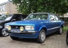 Ford Taunus TC2 2.3 V6 Ghia 18-4-1978 97-VA-56 (Fuego 81) Tags: ford taunus tc2 ghia 1978 97va56 cwodlp onk sidecode3