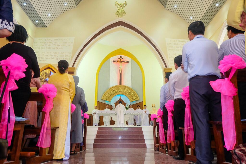 Thánh lễ tạ ơn khánh thành nhà thờ Hòa Cường – Giáo phận Đà Nẵng - Ảnh minh hoạ 43