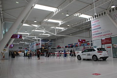 Lublin Airport departure terminal (Timon91) Tags: poland polen polska rzeczpospolita польща