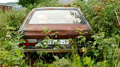 Renault 20 TL (vwcorrado89) Tags: renault 20 tl 20tl rust rusty abandoned wreck old car