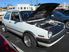 1992 Volkswagen GTI (splattergraphics) Tags: 1992 volkswagen gti vw volksrod carshow huntvalleyhorsepower huntvalleytownecentre huntvalleymd