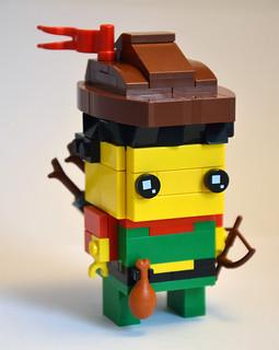 Forestman Brickheadz