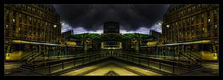 St Peter's Square Metrolink station