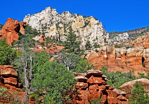 Amazing Arizona, Oak Creek Canyon 9-15