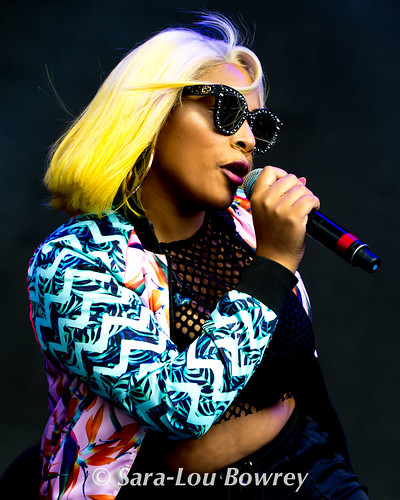 Stefflon Don at Bestival 2017