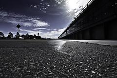 sdqH_170915_C (clavius_tma-1) Tags: sd quattro h sdqh sigma 1224mm f4 dg 1224mmf4dghsm art melbourne australia albertpark melbournegrandprixcircuit pitlane asphalt sky cloud f1 formulaone
