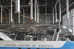 """VC54C 42-107451 """"42-72252"""" USAF (shanairpic) Tags: military propliner preserved museum usaf wrightpatterson c54 dc4 douglasc54 42107451 4272552"""